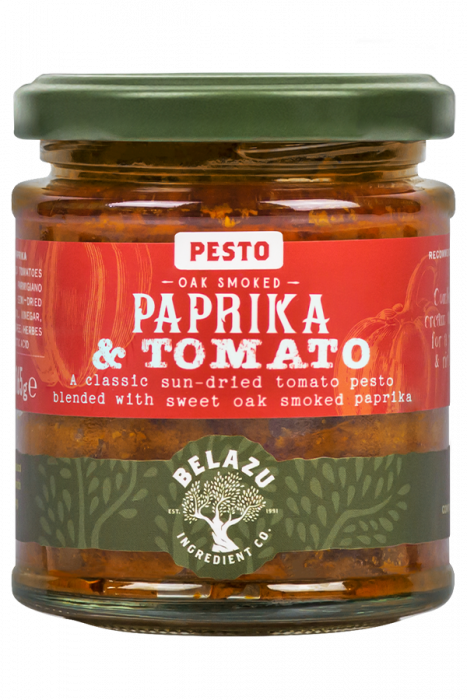 Oak Smoked Paprika Pesto 165g